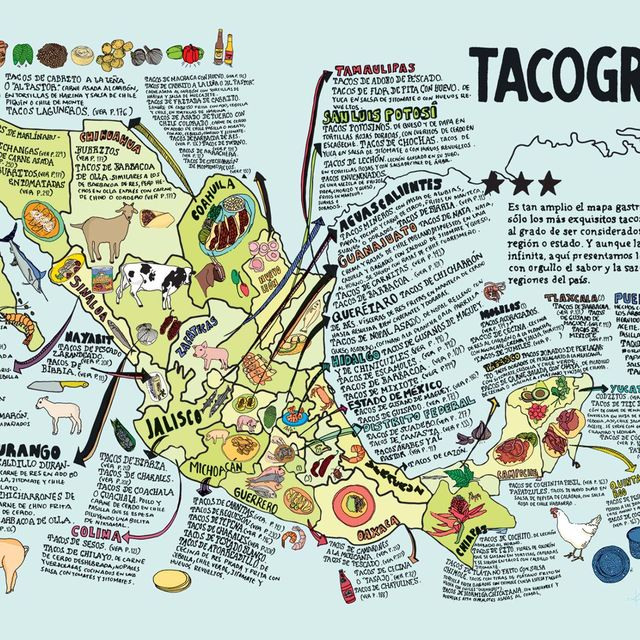 image: TACOGRAFÍA by nur-l