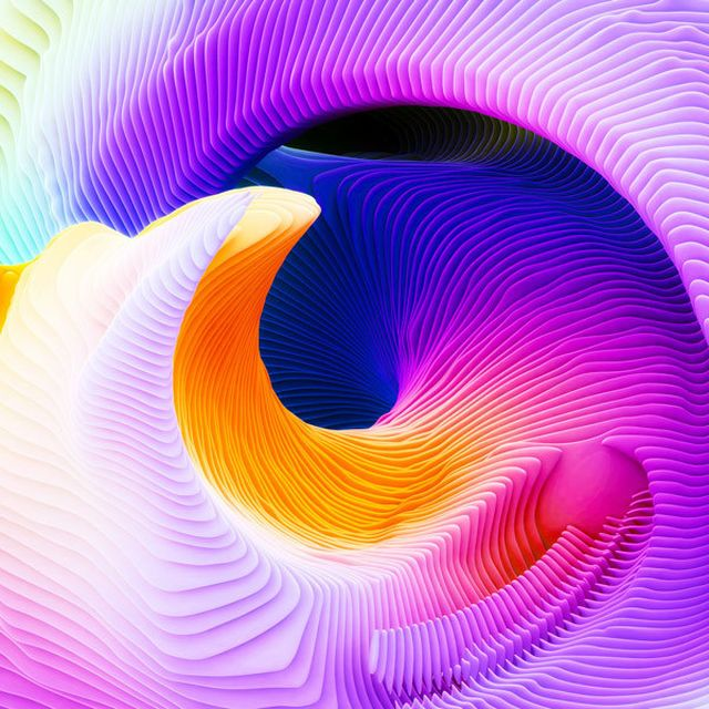 image: Spirals - Experiments in Color, Rhythm, and Repetition by nachocarpio