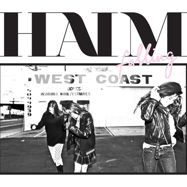 music: HAIM - Falling by ormenog