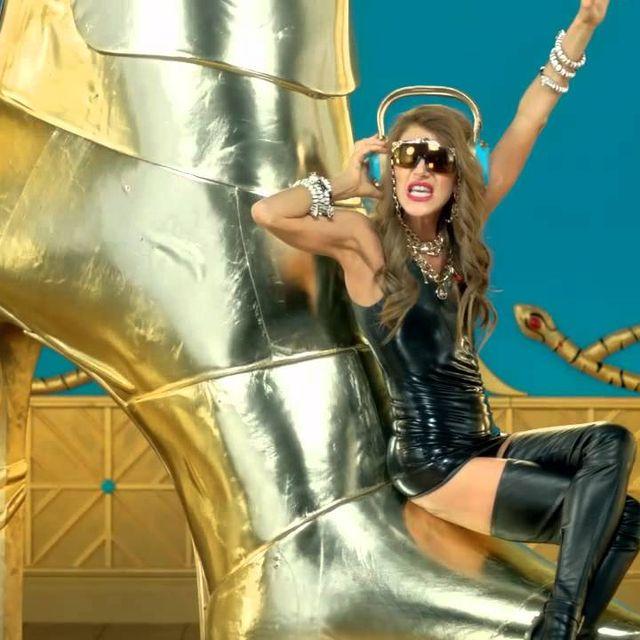 video: ANNA DELLO RUSSO FOR H&M by blair-w