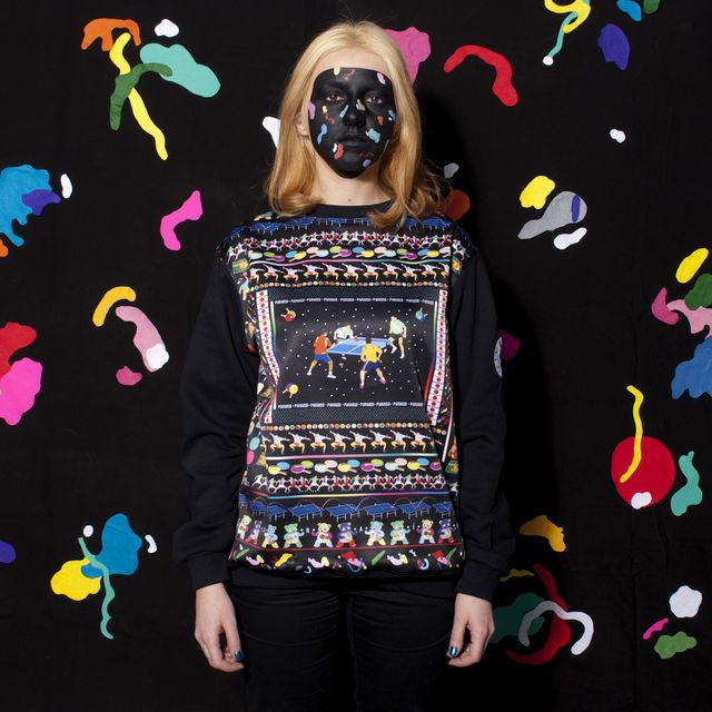 image: Ping Pong Sweatshirt by nuriaperea
