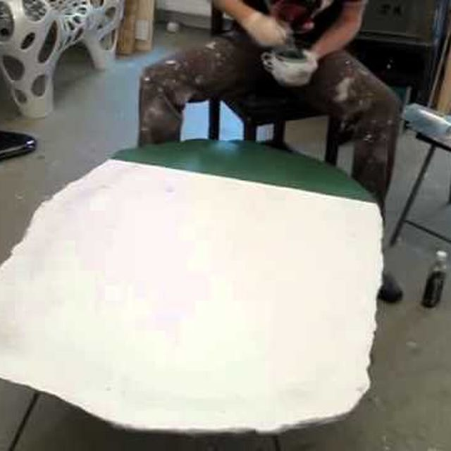 video: CANVAS TABLE by Philipp Aduatz 2014 by rodo
