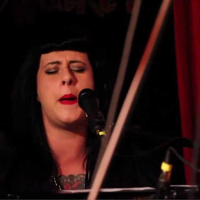 """video: Davina and The Vagabonds - """"I'd Rather Go Blind"""" by donmanue"""