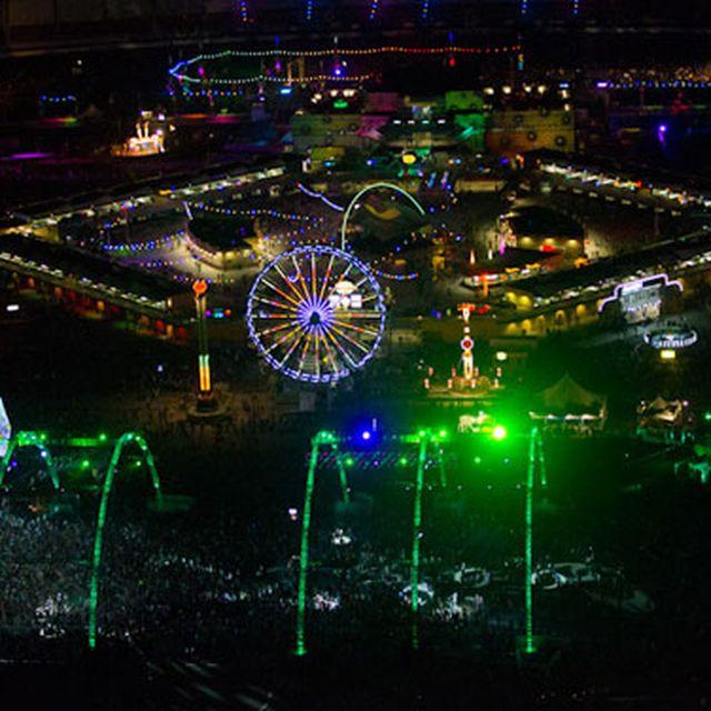image: EDC Las Vegas by martanicolas