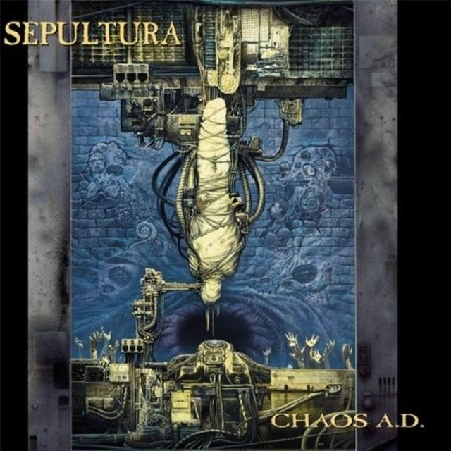 music: Sepultura - Chaos A.D. by mapydh