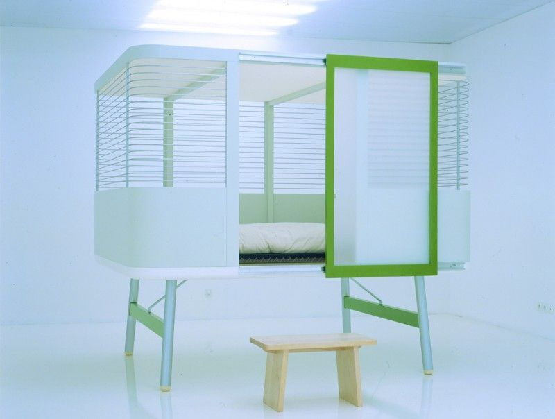 image: Bed lit clos - Bouroullec Brothers by ignasimonreal