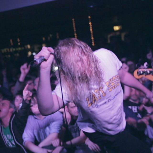 video: The Orwells - Let It Burn [Official Video] by mar-campdepadrosmartin