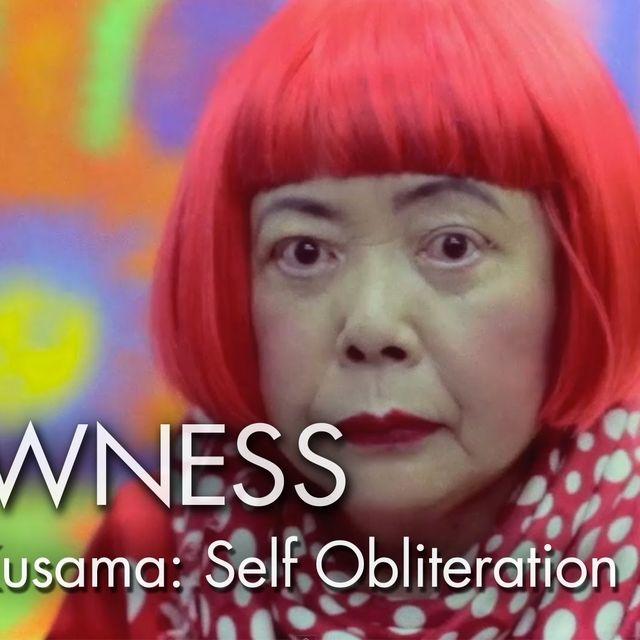 video: Yayoi Kusama by Martín Rietti by fidalgo