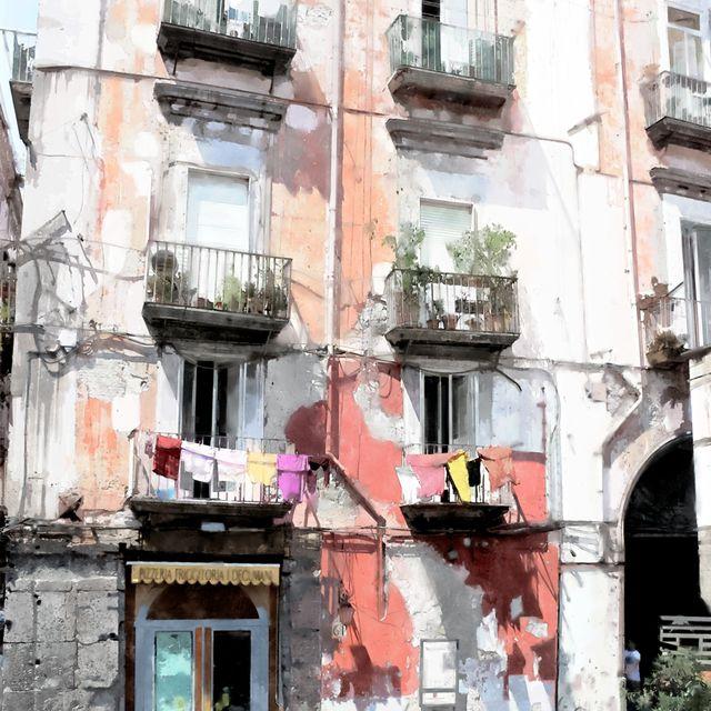 """image: Antica Pizzeria """"I Decumani"""", Naples by gabrielttoro"""