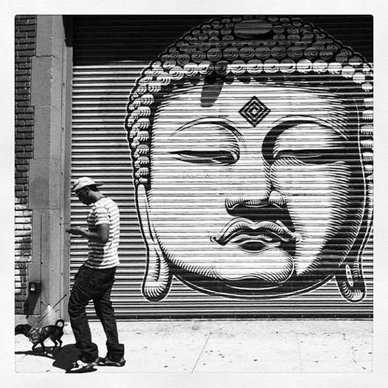 image: BUDA STREET ART by karmensia