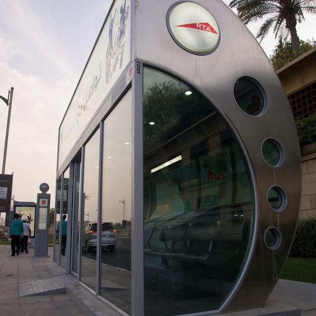 image: Bus Stop by abidingchips