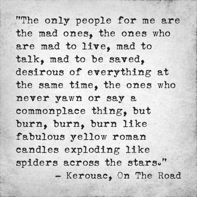 image: Kerouac, On the road by carlosdehaya