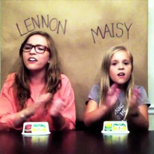 video: 'Call Your Girlfriend' Lennon & Maisy Stella by Pizca