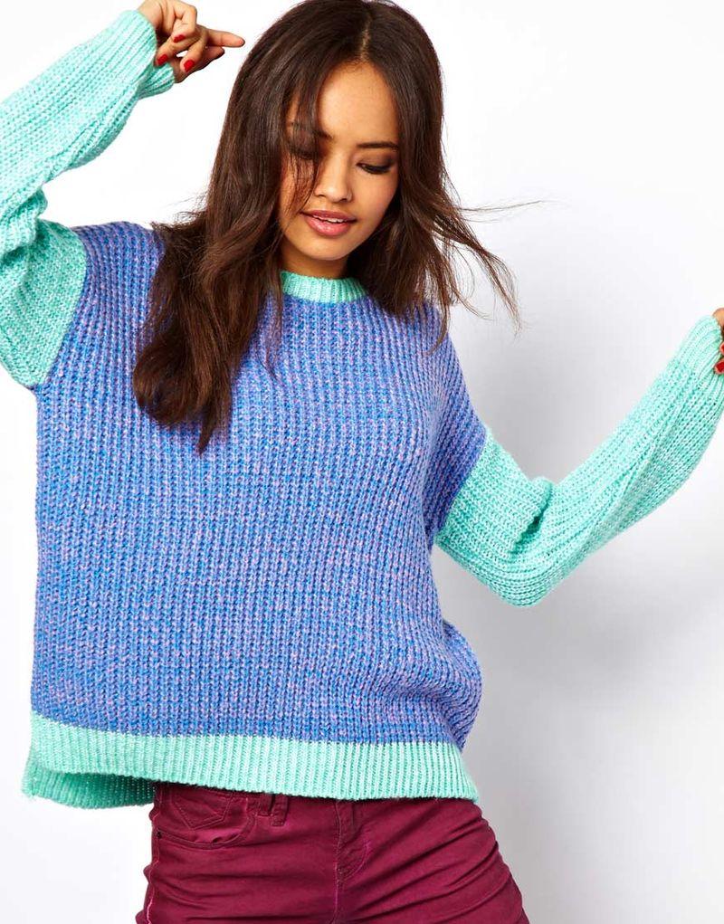 image: Suéter colour block by limalmn