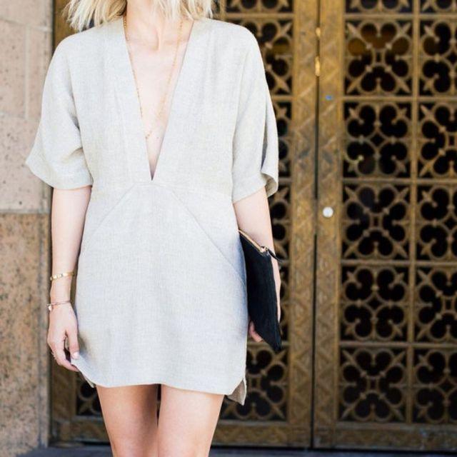 image: LITTLE WHITE DRESS by byanaleon