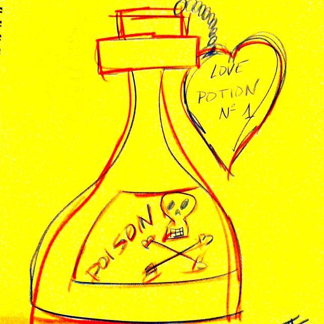 image: LOVE  POTION N. 1 by israearl