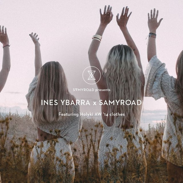 video: Ines Ybarra x SamyRoad by samyroad