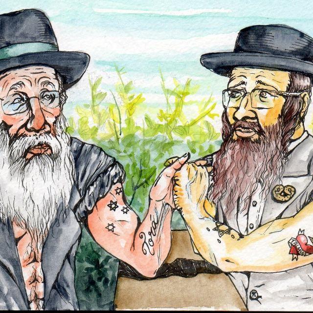 image: Judíos comunes by miguelangel-camprubilopez