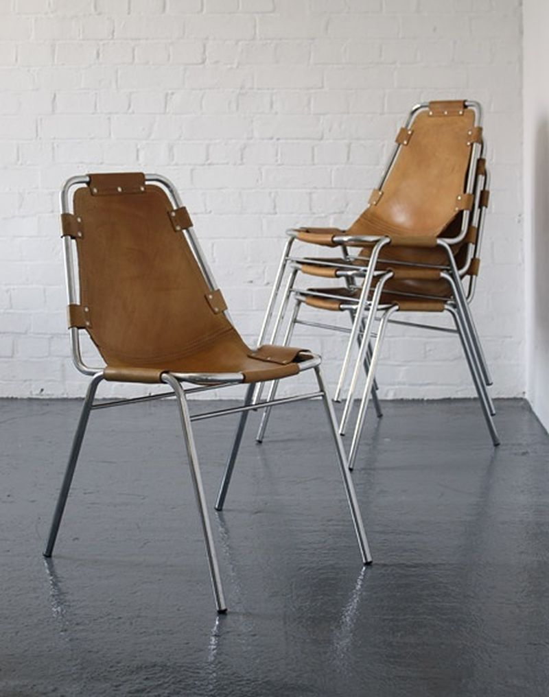 image: Charlotte Perriand 'Les Arcs' chair by martinvazquez