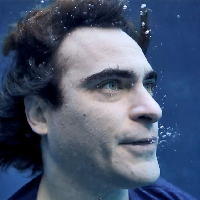 post: Joaquin Phoenix Drowns In Gravitas (and Water) for PETA by stanis