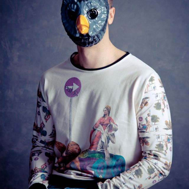 image: Sweater COLOR ME MADRID by RAFA TORRE by malo