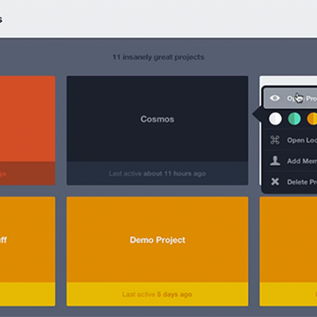 post: The Flat Design Aesthetic: A Discussion by dsaltaren