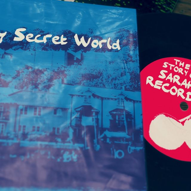 video: My Secret World - The Story Of Sarah Records Trailer by beefeaterinedit