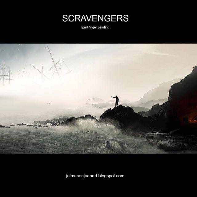 video: Scravengers by jaime-sanjuan