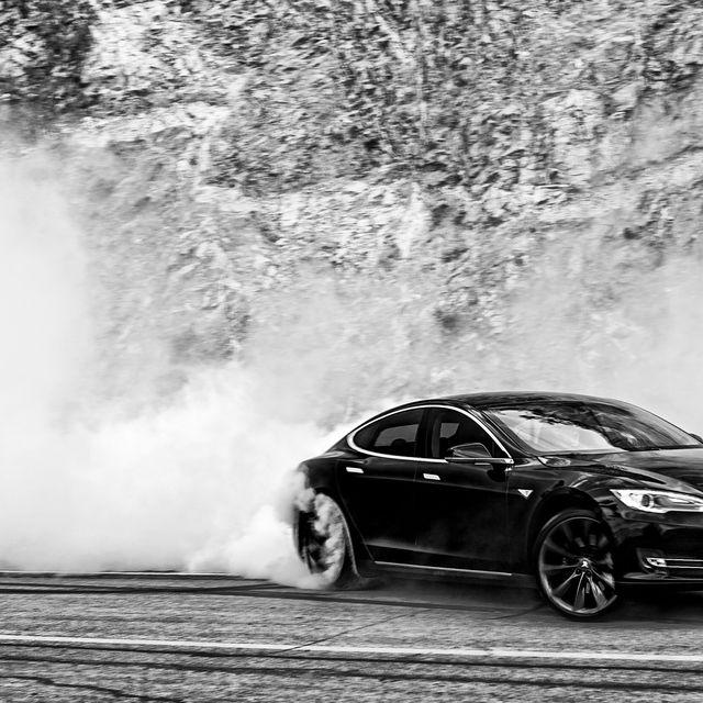 image: Tesla Model S by jason