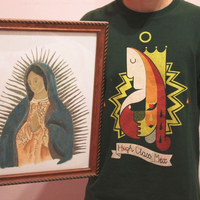 image: GUADALUPE TEE by yes-jm