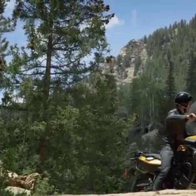 video: MR PORTER x Belstaff -- On The Road by projectf4