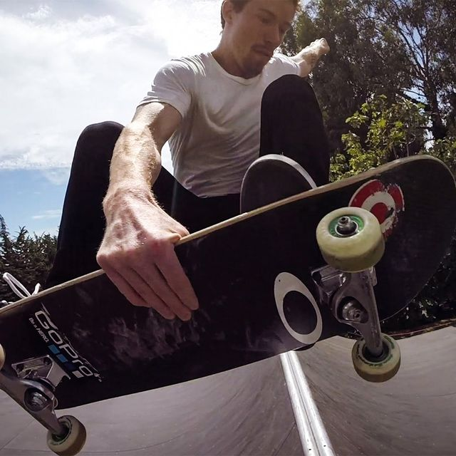 video: Shaun White's Backyard Mini Ramp by thejoysofliving