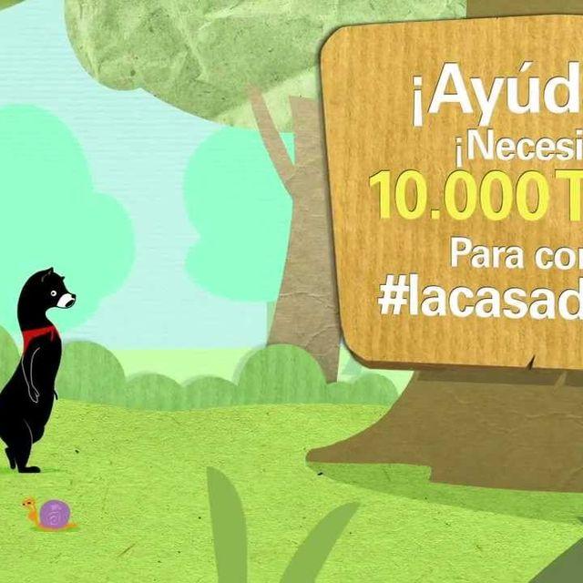 video: La Casa del Visón Gas Natural Fenosa 2013 by accionatura