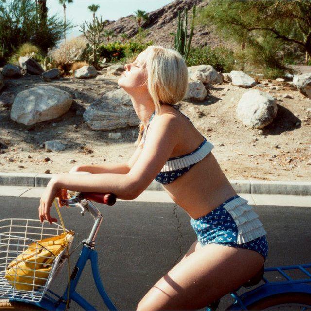 image: Hannah Holman for Orla Kiely SS13 by lemusee