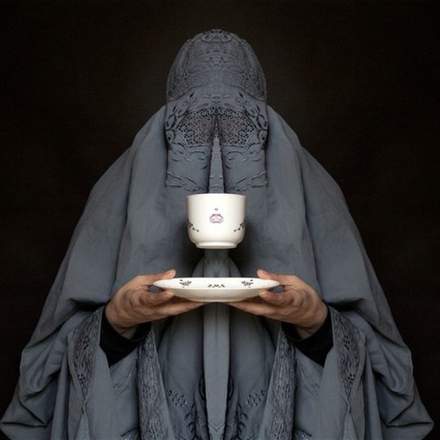 image: Would you like a cup of tea? by miguelivorra