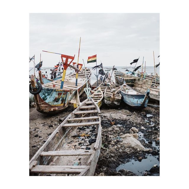 image: Pirate flags of Ghana ?? by gregorywoodman