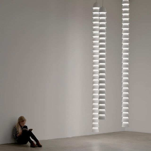 image: Chaînes at @galeriekreo,... by bouroullec