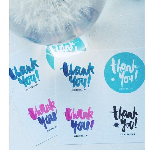image: new stickers!Thankyooou to everyone who's been buyin... by esra_roise