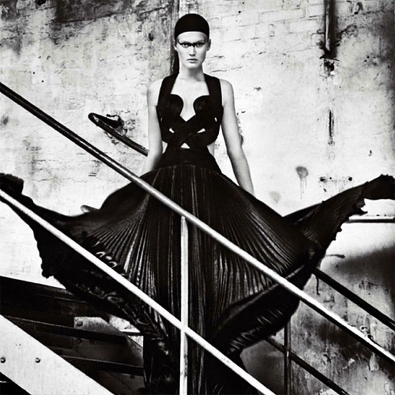 image: Toni Garrn by Txema Yeste For Numéro Chinas by fashionnet