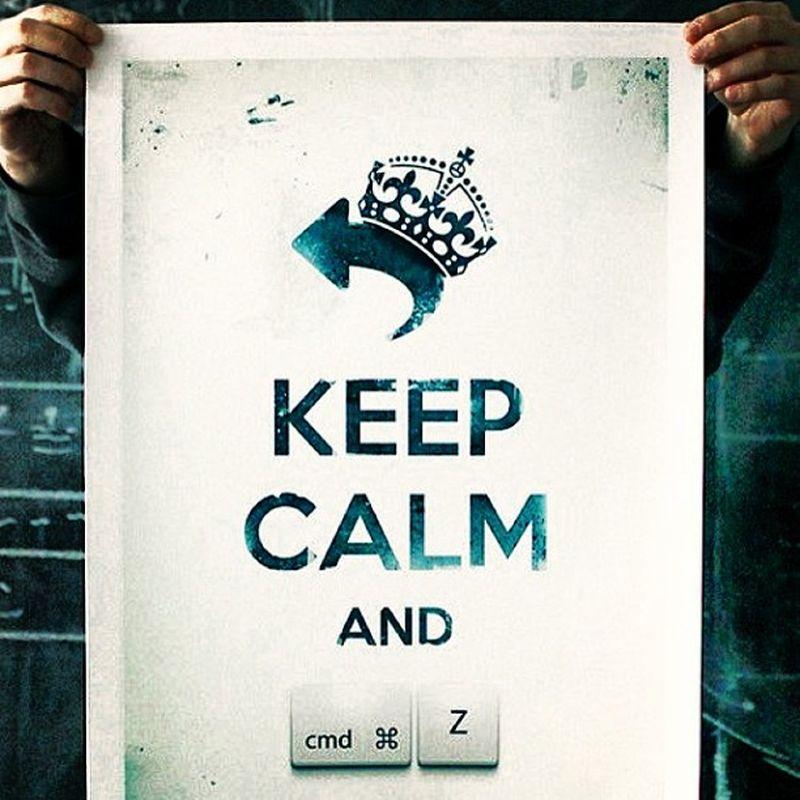 image: Keep Calm... by james