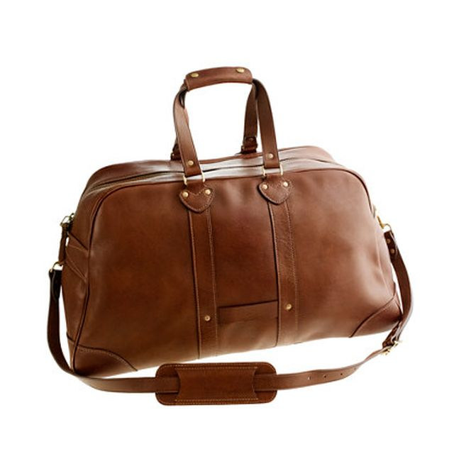 image: Montague leather weekender bag by jorge_lana