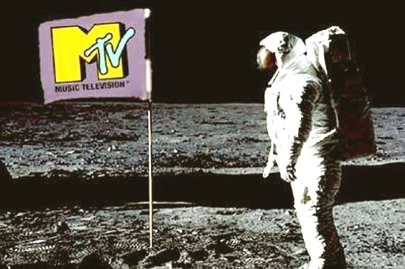 image: 80's commercial: when Mtv actually played music by paulojfutre
