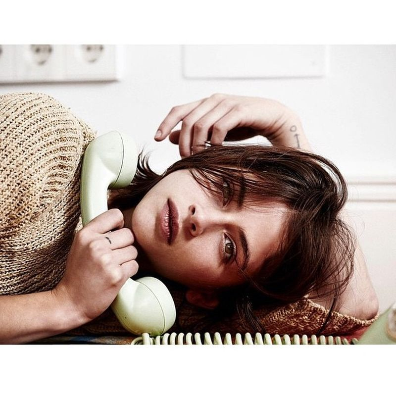 image: Waiting for your call.. by alba_galocha