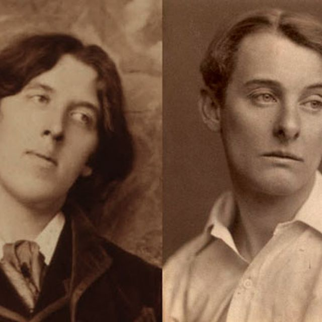 "post: Oscar Wilde's Love Letters to Alfred ""Bosie"" Douglas by leolo"