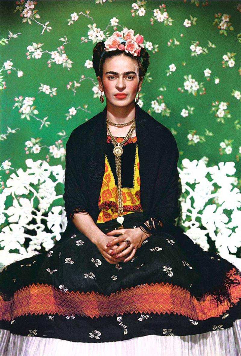 image: Frida Kahlo by jrgaguilar
