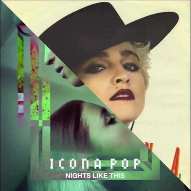 video: Icona Pop VS Madonna - Nights Like Bonita - by wuxu