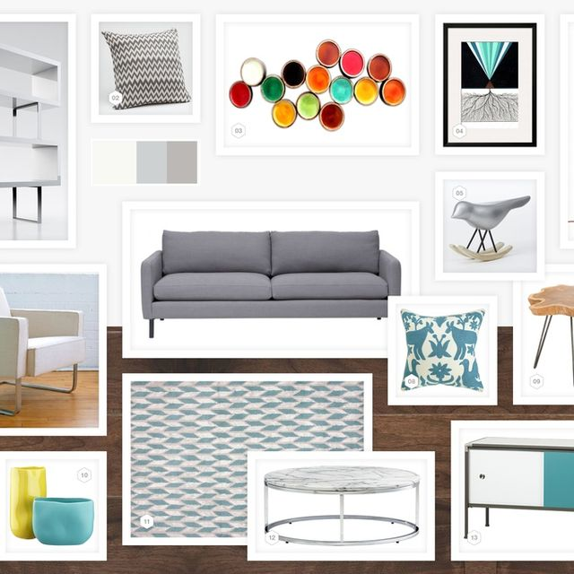 image: SO SOHO LIVING ROOM from LookNook.co by annemarie