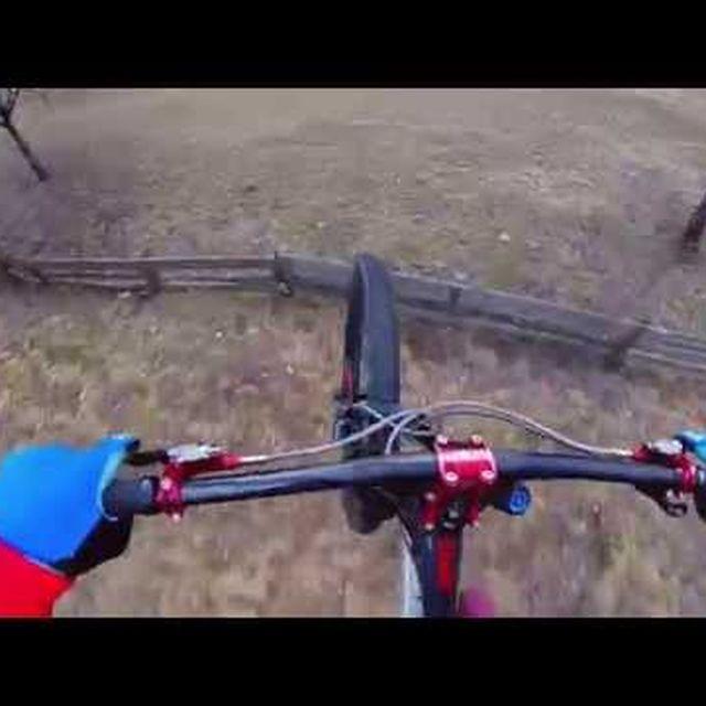 video: GoPro Line In Epic Village | Fabio Wibmer by gusan