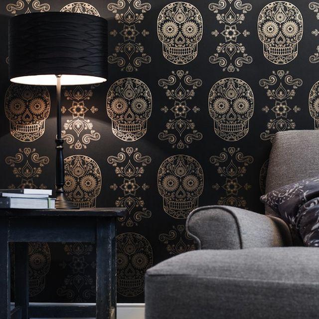 image: Skull Wallpaper by gabriel-lisboa-9