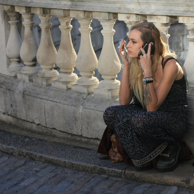 image: ALICE DELLAL at LFW SS13 by gsus-lopez